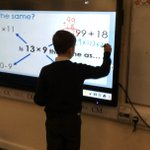 Image for the Tweet beginning: Year 5 maths have been