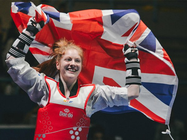 .@jordynsmithtkd is set to replace @MaddisonSMoore at the European Games in Bari. Maddison Moore has to withdraw from the -49kg division due to medical grounds. #Euros2019