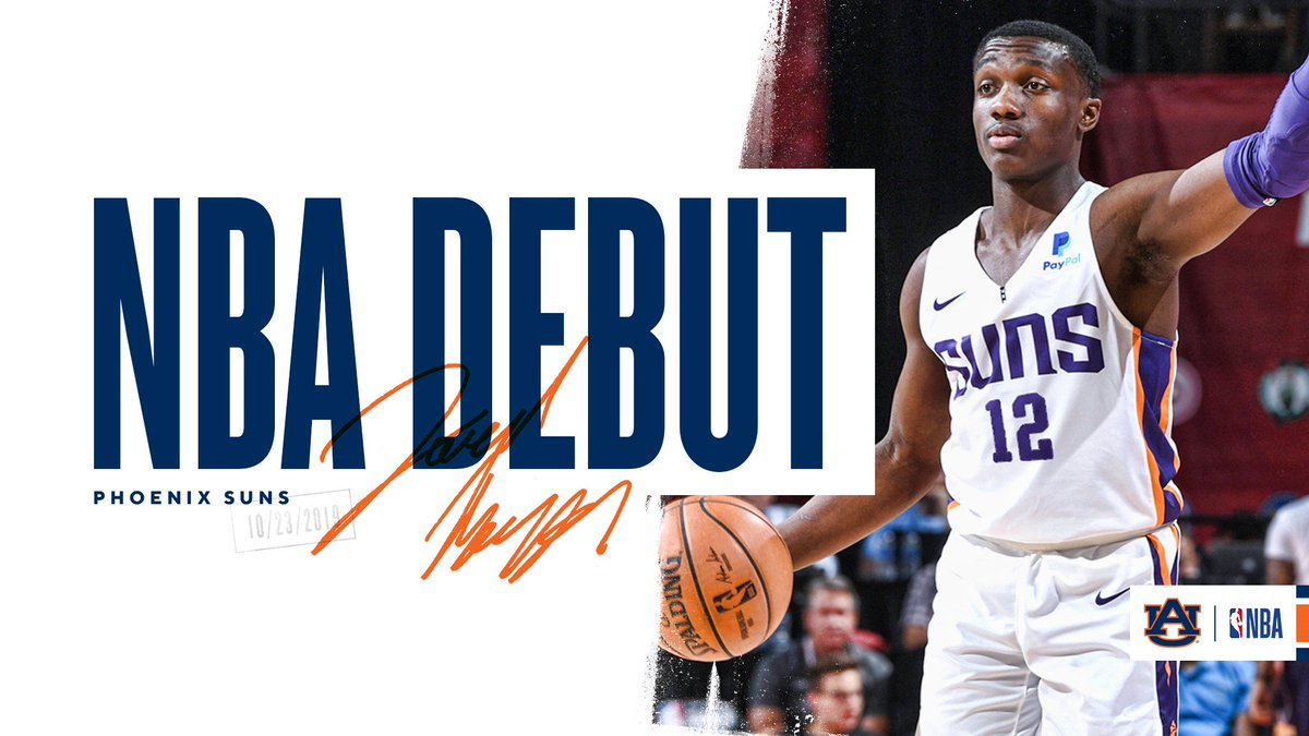 Auburn Basketball On Twitter His Story Has A New Chapter