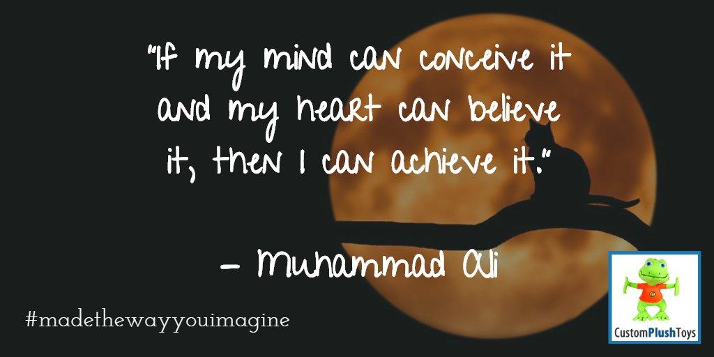 #MuhammadAli #madethewayyouimagine 🌕