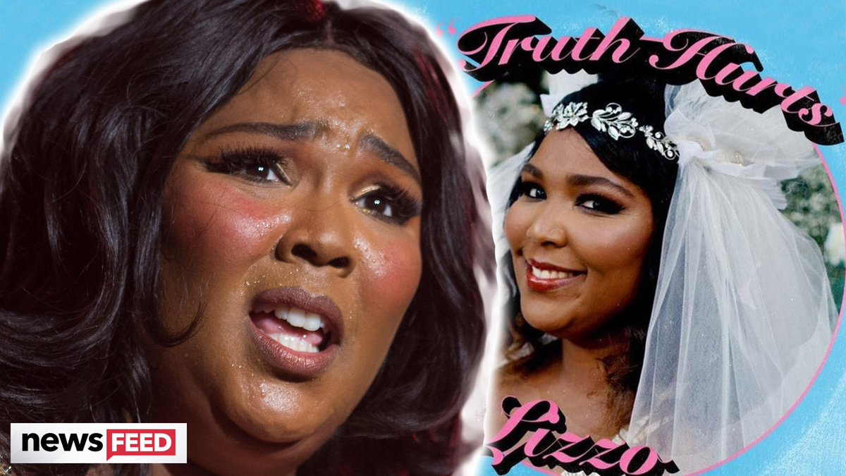 Lizzo is giving a writing credit to a singer whose tweet she used for that famous line from Truth Hurts