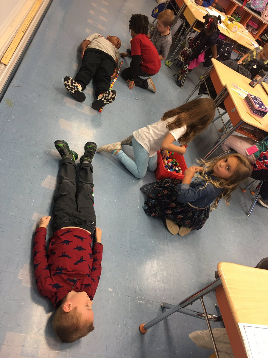 Nonstandard units of measurement- measuring height & height differences. Sol 1.10 #spsk12proud