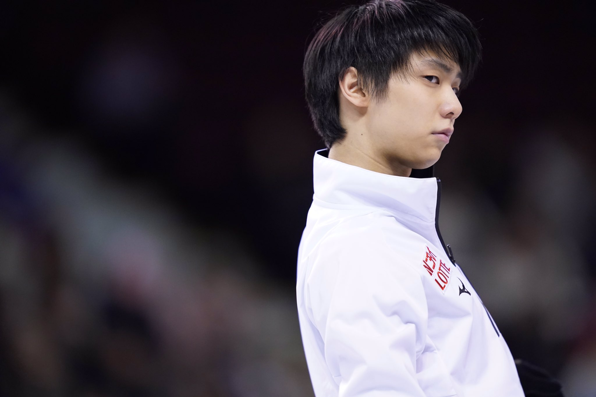 sci2019 practice 1 yuzuru hanyu