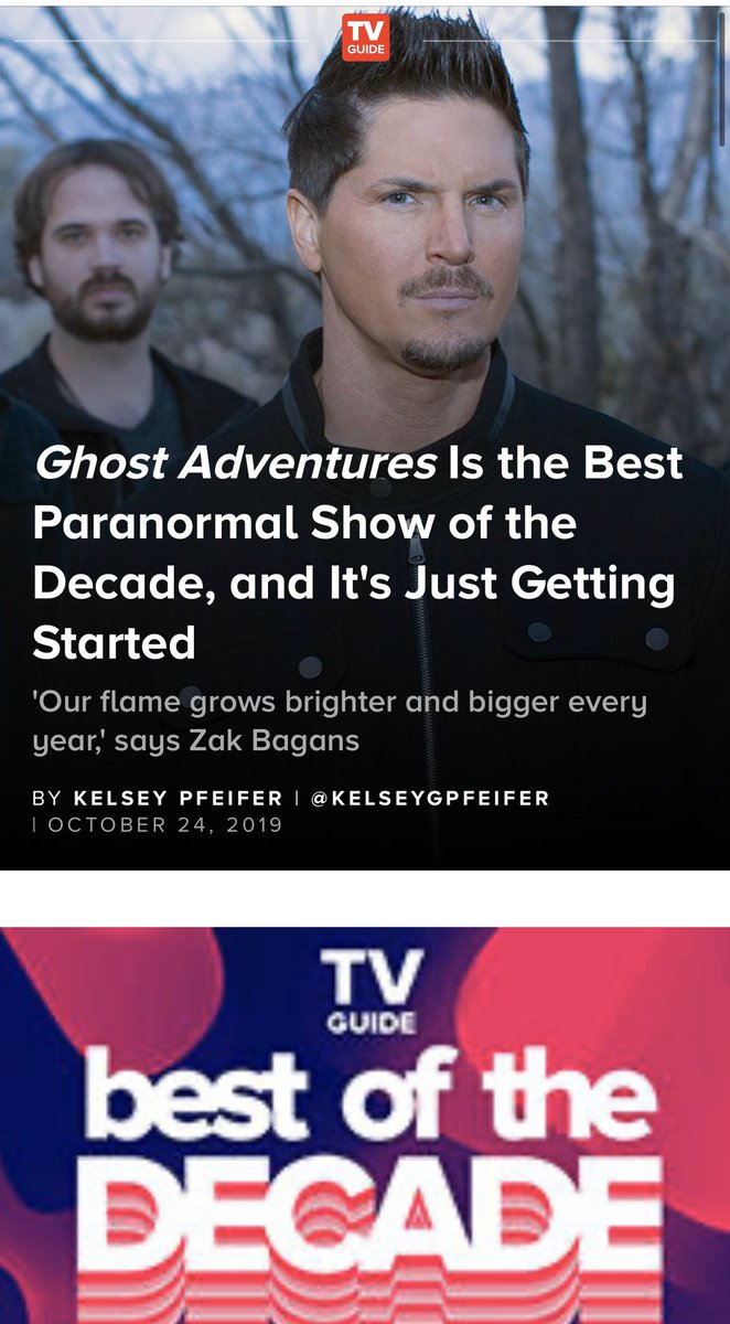 Ghost Adventures New Season 2020.Zak Bagans Zak Bagans Twitter