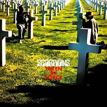 Steamrock Fever from Taken By Force by Scorpions  Happy Birthday, Matthias Jabs