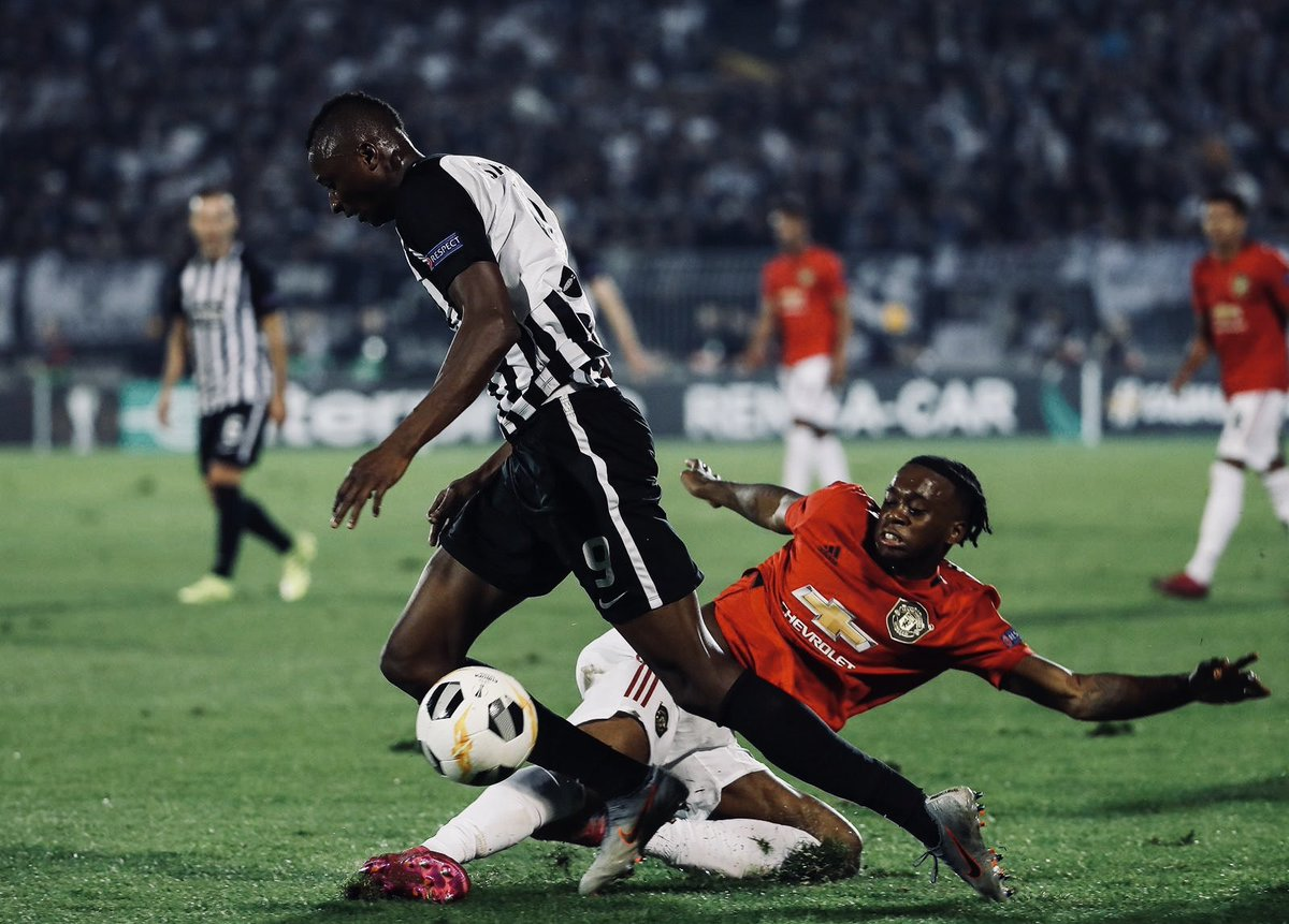 Wan-Bissaka speaks on Manchester United's improved defensive record
