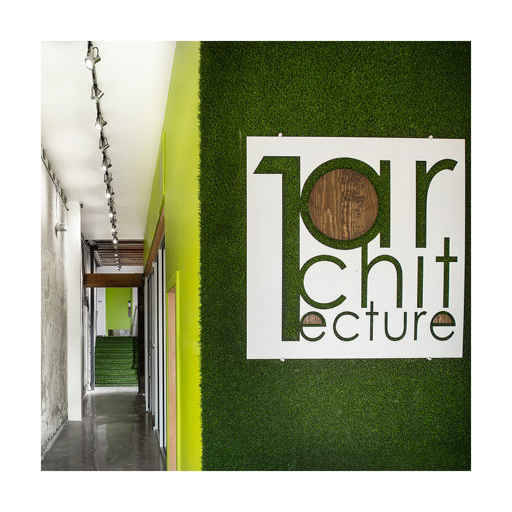 A little green on a rainy day. . #1architecture #architecture #tulsaarchitects #designcanchangetheworld #sustainability #clientsfirst #creativity #onecanmakeadifference #officeinteriors #workspace<br>http://pic.twitter.com/LgBo0s3ffn