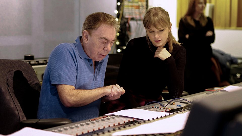 When I first read the screenplay, the first thing I said was, 'We have to have a song for Victoria', the song is now an incredibly important and central part of the whole film. - Andrew discussing the addition of Beautiful Ghosts to the #CatsMovie, with lyrics by @taylorswift13