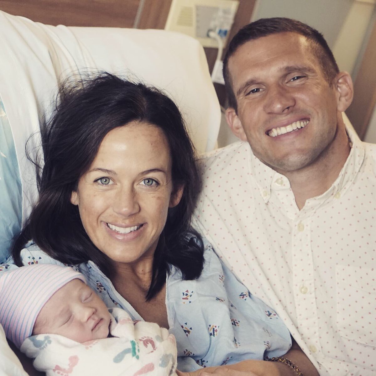 Mommy was BiGTime today! Meet Baby JackJack! We love you with all of our hearts, Son. All in.
