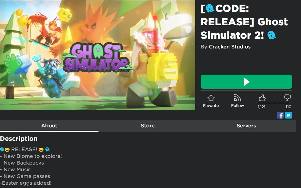Codes For Obby Squads Roblox 2019 Makkiemon On Twitter It S Still Halloween Time Got Some New Things Coming To Ghost Simulator Soon Bloxbytegames Ghostsimulator