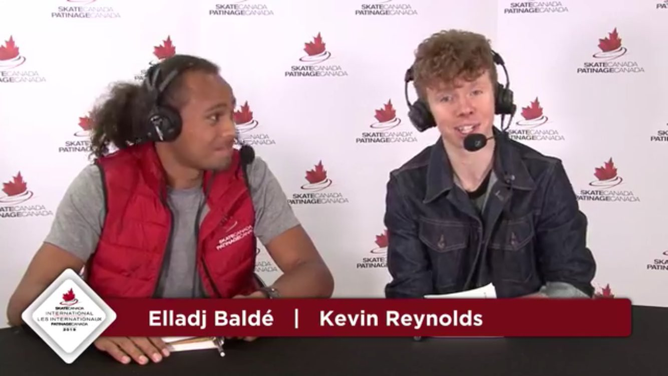 GP - 2 этап. Skate Canada International Kelowna, BC / CAN October 25-27, 2019 - Страница 3 EHryzItVAAApVfT?format=jpg&name=large