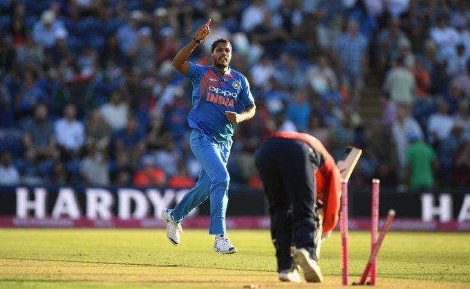 1  2  5  international appearances  2  4  5  wickets  Happy birthday, Umesh Yadav