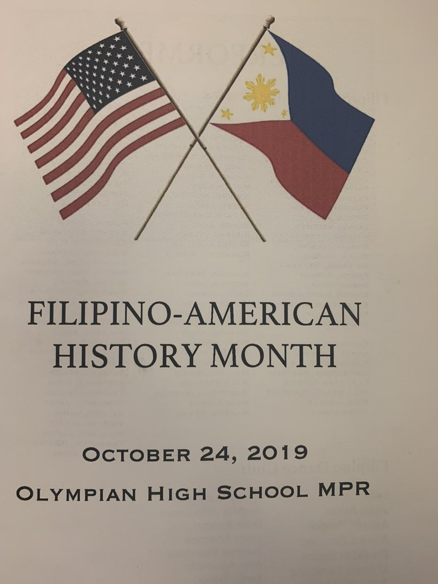 Thank you Olympian for inviting us to the annual Filipino-American Assembly. My kids had a great time. 🇵🇭