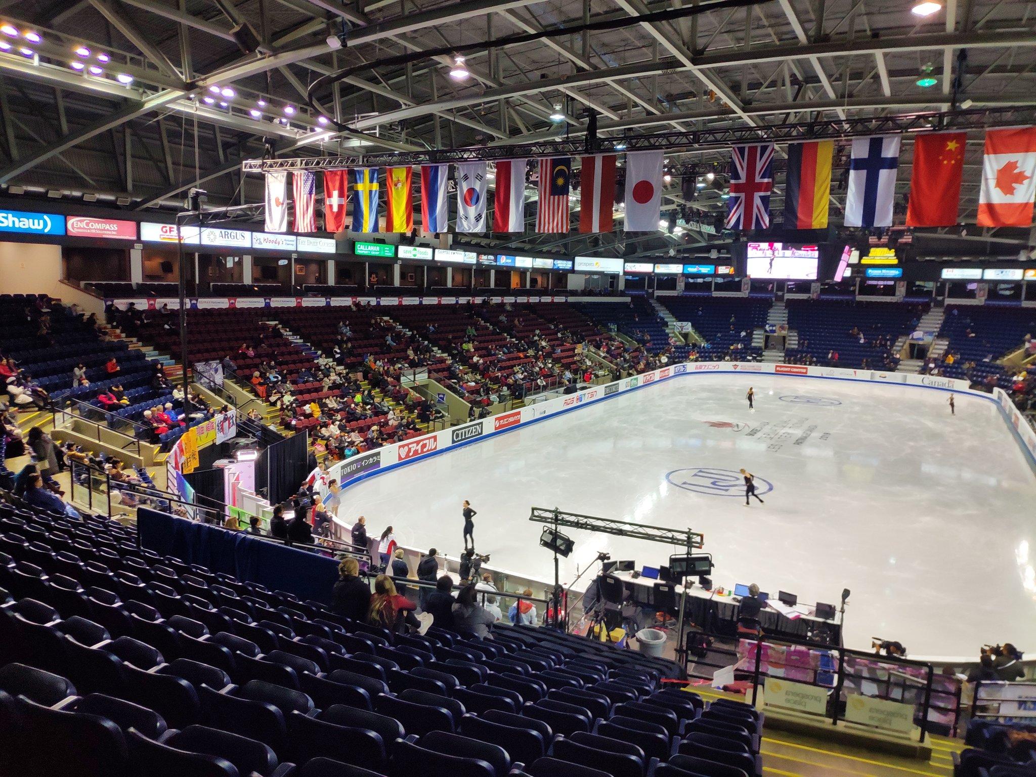 GP - 2 этап. Skate Canada International Kelowna, BC / CAN October 25-27, 2019 - Страница 4 EHsn_jHUEAAlSmC?format=jpg&name=4096x4096
