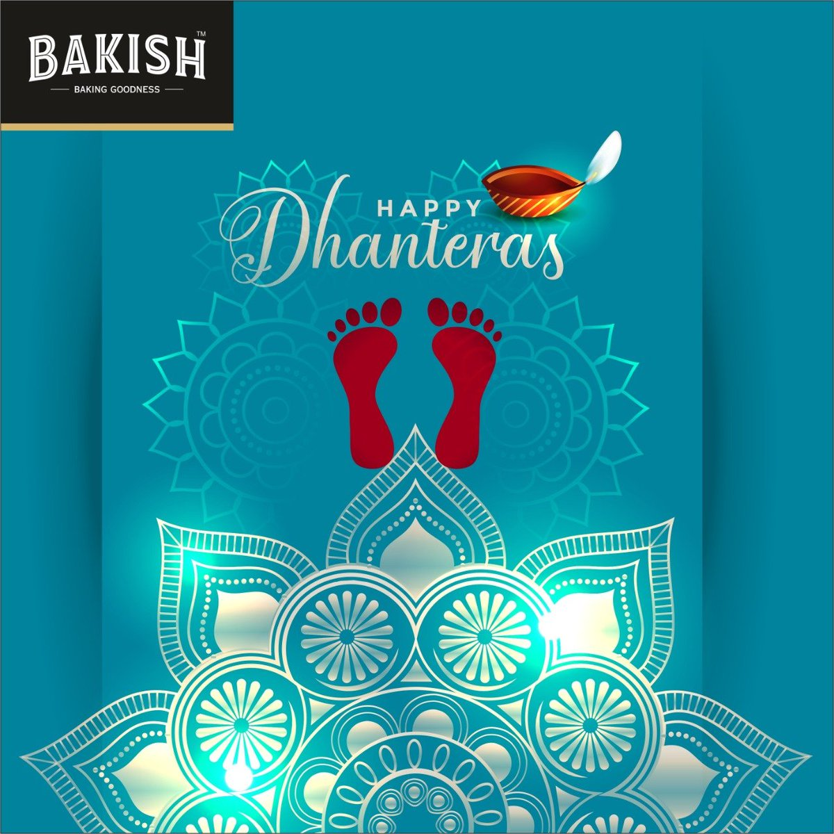 This Dhanteras greet your loved ones & remind them that you care with Diwali Gift Hampers from Bakish.. #Dhanteras #Bakish #DiwaliHampers #CookiesBox pic.twitter.com/hN5X7a5MDa