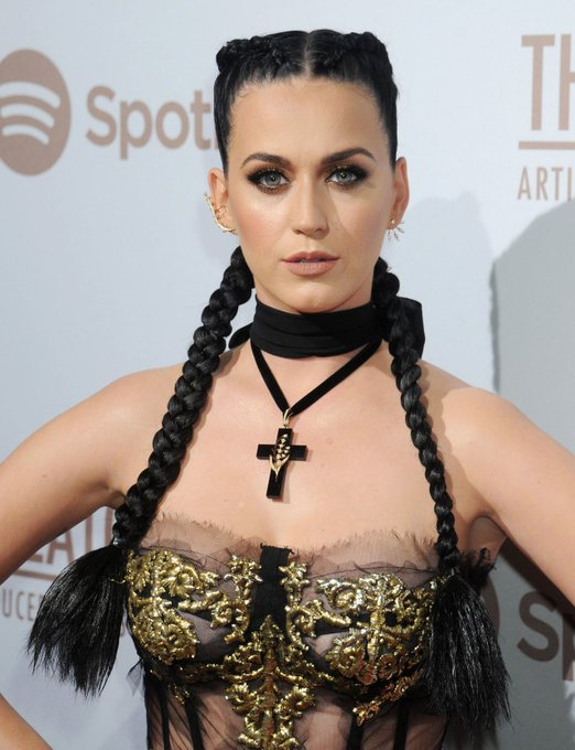 Happy birthday to Katy Perry! Still one of the very best!