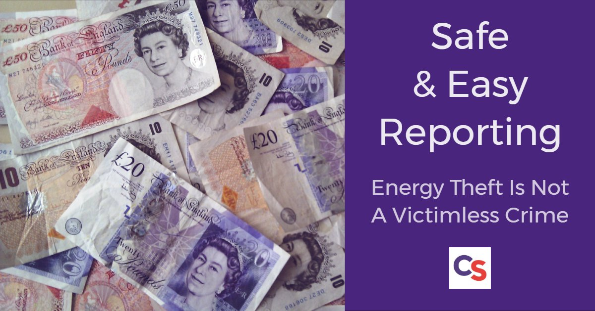A business owner was recently convicted of stealing electricity in Worcester and sentenced to 6 weeks in prison and community service. Was it worth it? bit.ly/2JdicEb. Report energy theft anonymously on 📞 0800 023 2777 or 🖥️ bit.ly/2FTPHcx. #StayEnergySafe