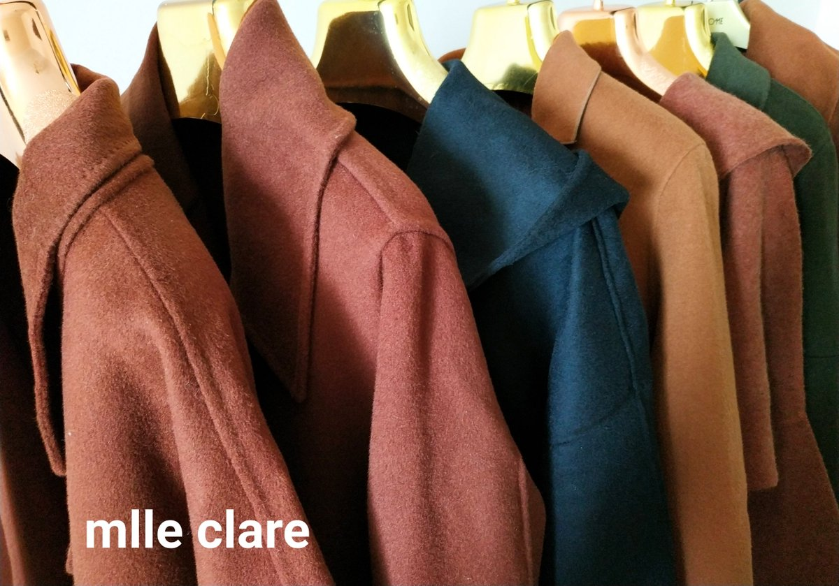 Different style woolen jacket for coming winter .......  Mlle Clare Workshop https://www.facebook.com/MLLE-CLARE-Workshop-105191637488153/ … email : mlleclare@outlook.com  #mlleclare #onlinestore #fashion #HongKong #woolen #jacket #love #black #coat #ladiesoutfit #womanoutfit #deisgnpic.twitter.com/7pB8HIgzFh