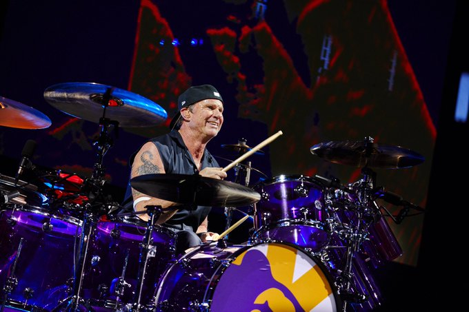 Happy Birthday \Chad Smith\ Band: Red Hot Chili Peppers Age: 58
