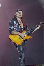 Happy Birthday  Matthias Jabs 10 25   Scorpions