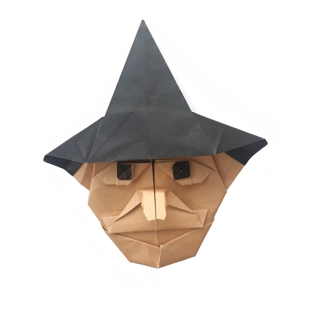 Halloween Origami Tutorials! | 1024x1024