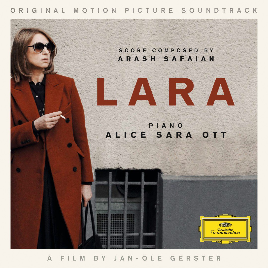 Original Motion Picture Soundtrack of the critically acclaimed film 'Lara' was recorded by the German-Japanese star-pianist @AliceSaraOtt. Discover her stunning music here: DG.lnk.to/AliceSaraOtt
