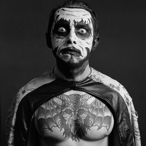 Ok I'm calling it. Professional wrestler @DanhausenAD is the bastard love child of @Svengoolie.