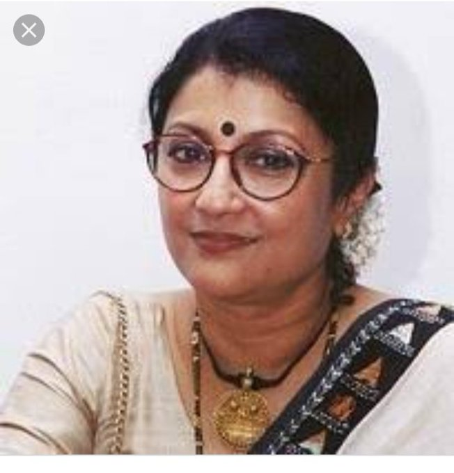 Happy birthday,,,,,, many many happy birthday Aparna sen