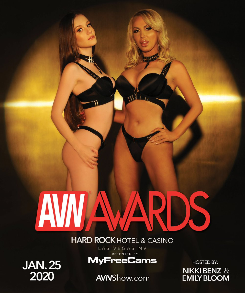 January is coming. @avnawards is coming. Pre-Nomination for Fan Voting is here. Be sure to vote once a day for your favorite stars. stars.avn.com/avn_awards/nom…