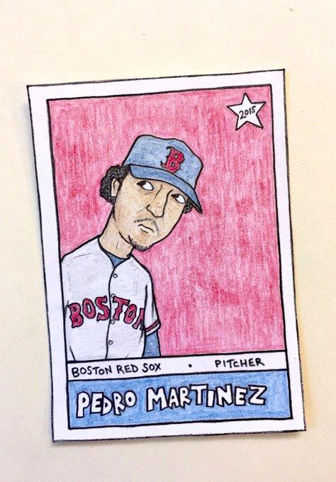 Happy birthday, Pedro Martinez!