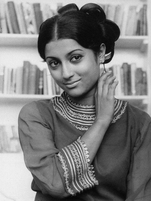 Happy Birthday to actor and filmmaker, Aparna Sen
