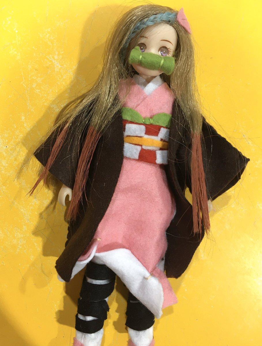 の リカ ちゃん 滅 刃 鬼 人形