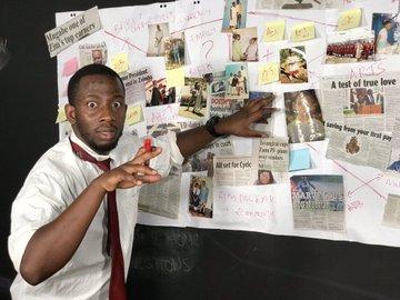 King Kandoro conspiracy meme