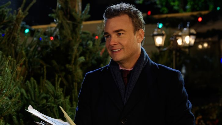 Uzivatel Ho Ho Holiday Viewing Na Twitteru Then There Are Quite A Few Actors In 2 Christmasmovies This Season Ashley Newbrough Is In A Merry Christmas Match For Hallmark And Lifetime S