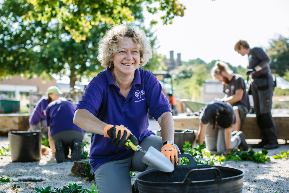 Do you have a passion for plants and horticulture? If so, you may be interested in our Wisley Orchard Volunteer role to assist the Edibles team. Find out more here and apply online before the 17 November: rhs.org.uk/get-involved/v…