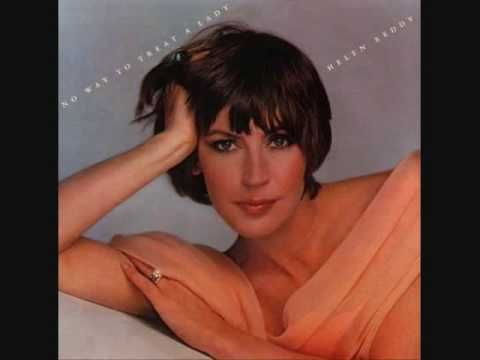 Happy Birthday to Helen Reddy!  Here she is with \Angie Baby.\