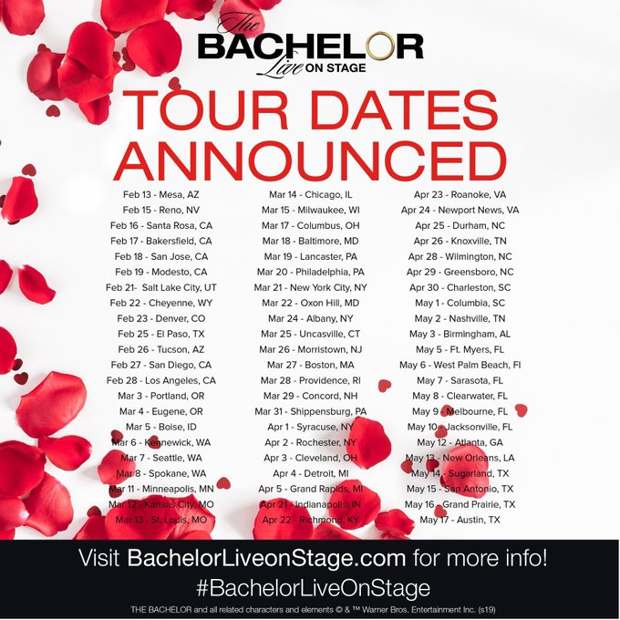 The Bachelor Live On Stage - Discussion EHvBHJ9W4AEnxLX
