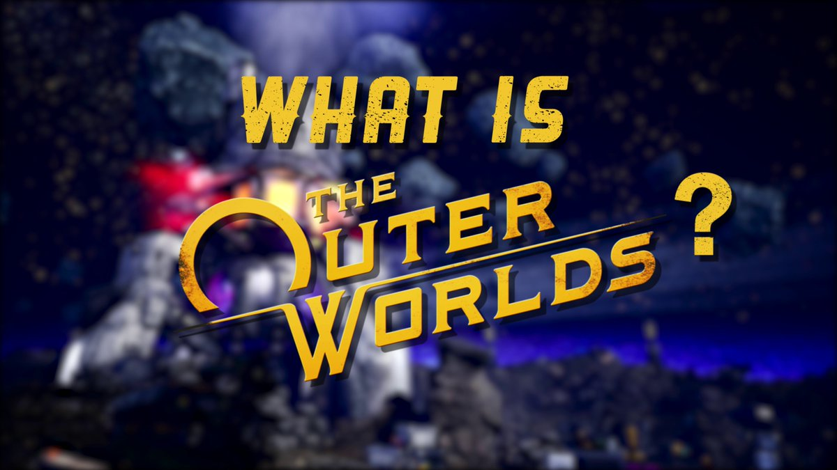 What in the world(s) is The Outer Worlds? Just the craziest sci-fi RPG this side of the galaxy. Check out the trailer and play the game today!📺: https://xbx.lv/2omfgh0