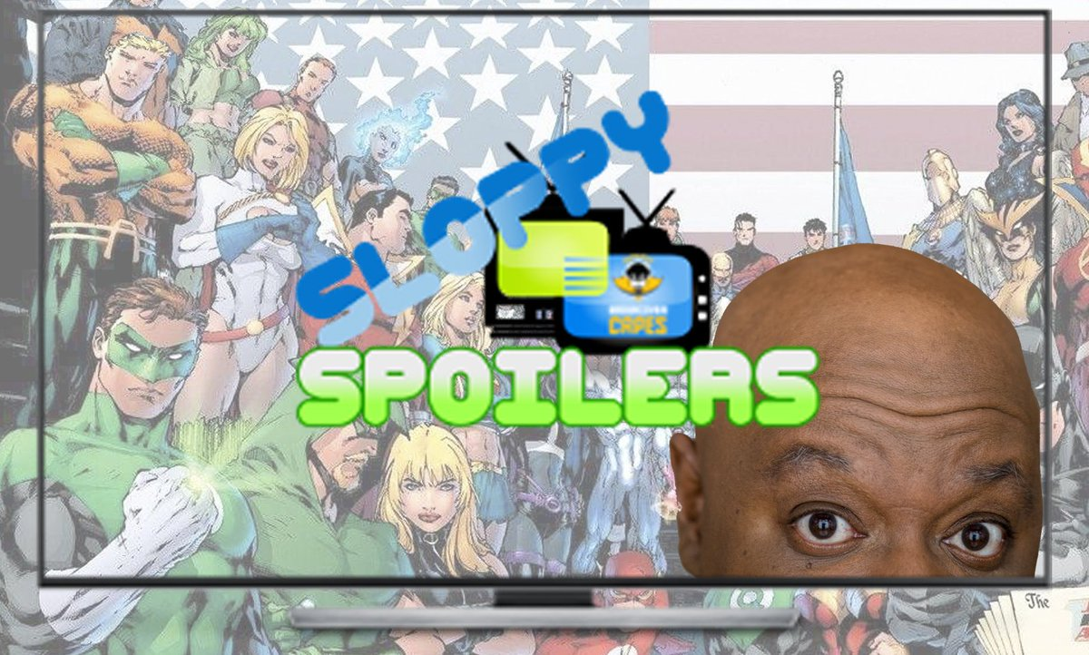 #HappyFriday Join Host @DT2ComicsChat and co-pilot @Bracey452 for a new #SLOPPYSPOILERS SEASON 3 EPISODE #5: TITANS S2E7 only on @UndercoverCapes! @DCComics #DCU #TV #podcast http://ow.ly/FuDS30pMjzZ pic.twitter.com/1onLPDV7ha