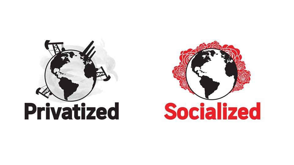 , Anti-Capitalist MeetUp – green political economy: Ecocentrism, Just Transitions, and Ecosocialism, The Politicus