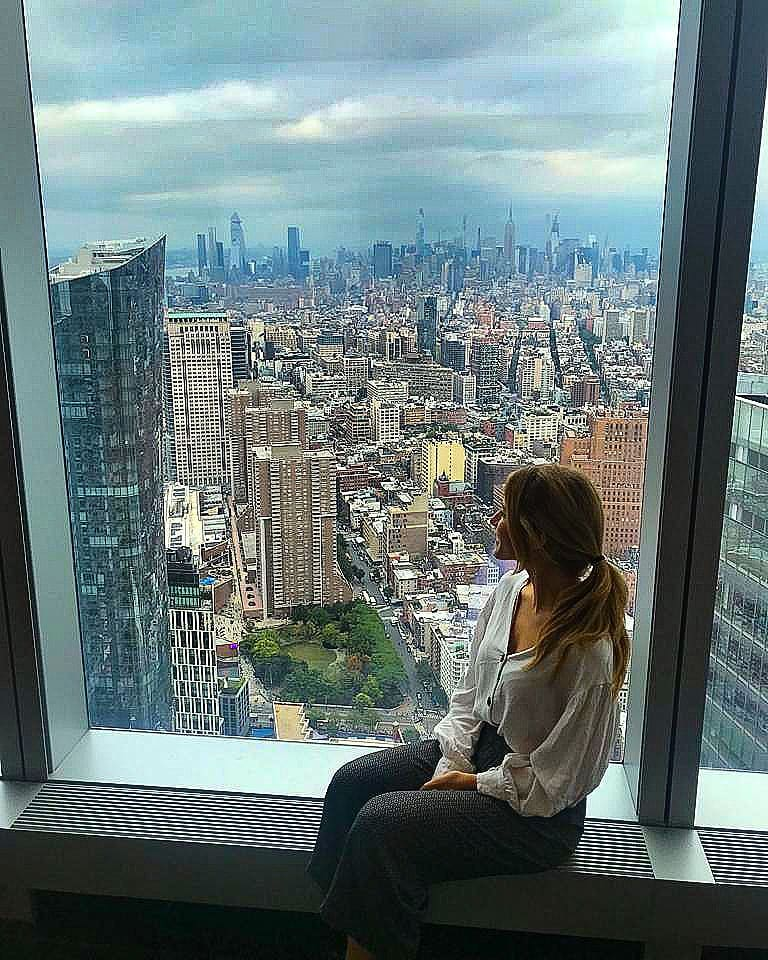 Thanks for sharing your view with us @Lulu_eff. To share the views from your office, use #OneWTC. #lovewhereyouwork