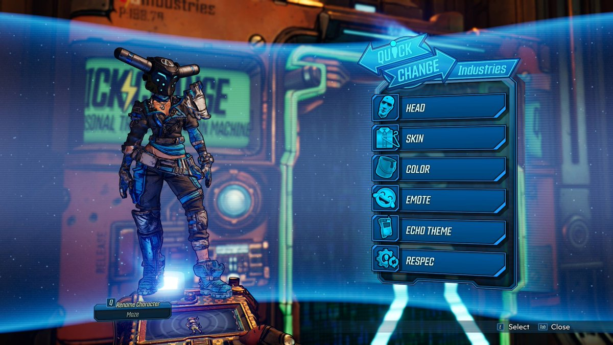 Char On Twitter New Like Follow And Obey Skins Heads In Borderlands 3 As Part Of The Stream Team I Got Them Early But They Will Be Available To Everyone Thank