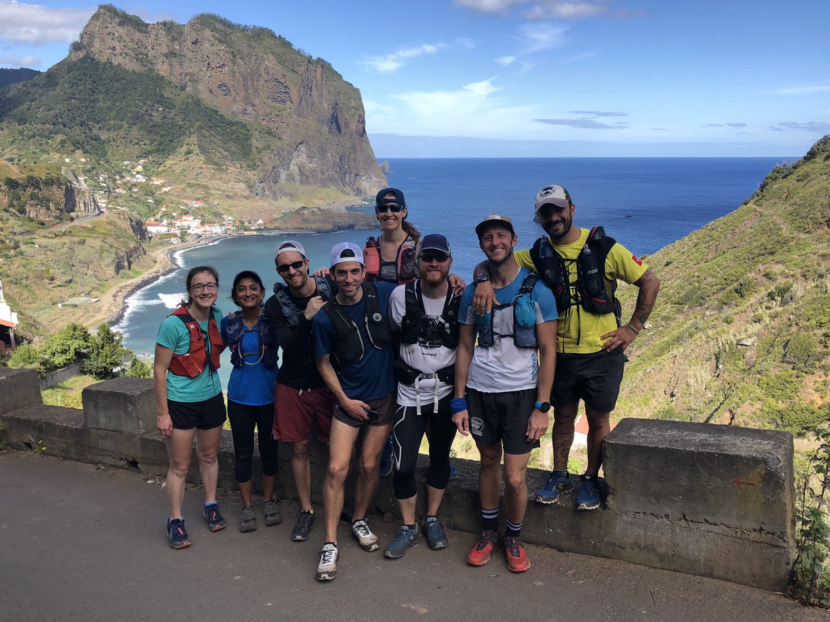 Madeira Day 5. Run, eat, relax, rum, surf, eat, sleep = a blissful day in paradise