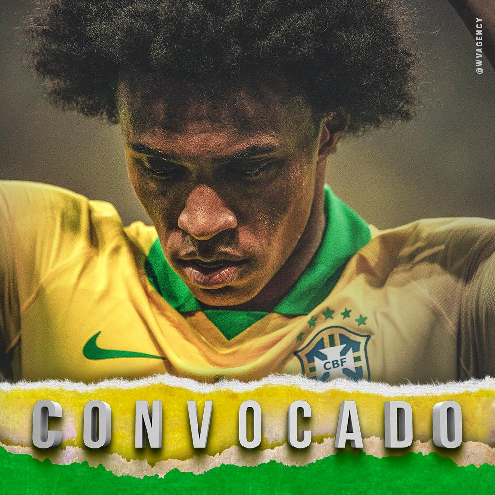 Uma honra poder representar a Seleção Brasileira uma vez mais! Orgulho! 💪🏿🇧🇷 It's an honor for me represent the Brazilian National Team once again! Pride!💪🏿🇧🇷#selecaobrasileira #orgulho #vamosbrasil #convocado