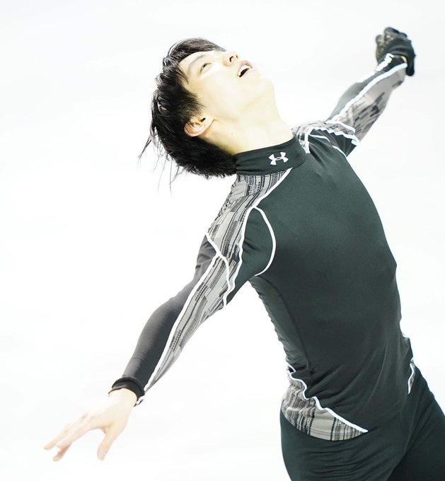 yuzuru hanyu sci2019 practice 3 e sp