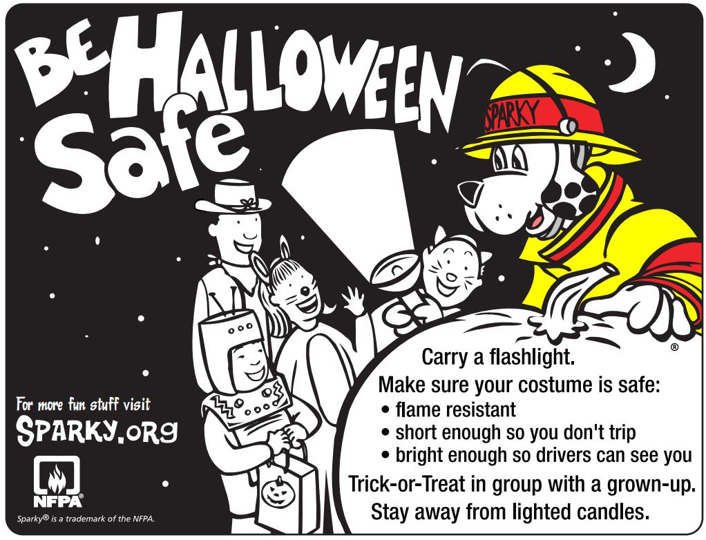Sparky The Fire Dog على تويتر Download Our Free Be Halloween Safe Coloring Sheet And Your Kids Can Learn Some Important Tips While Having Fun Https T Co L5toip4se1 Https T Co Asftkx0klj