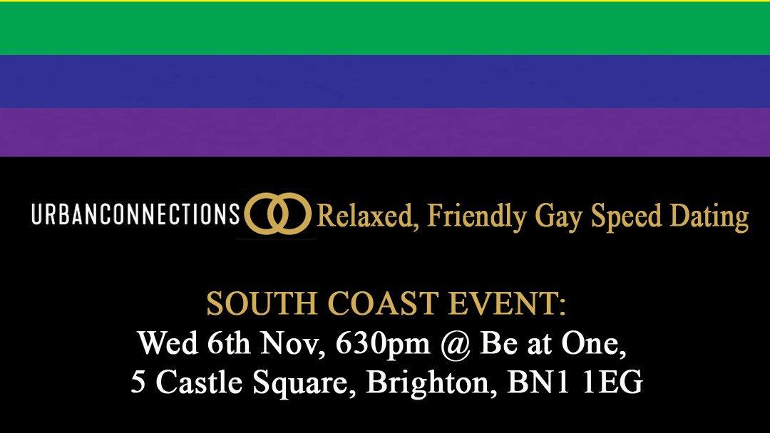 Brighton Gay Speed Dating