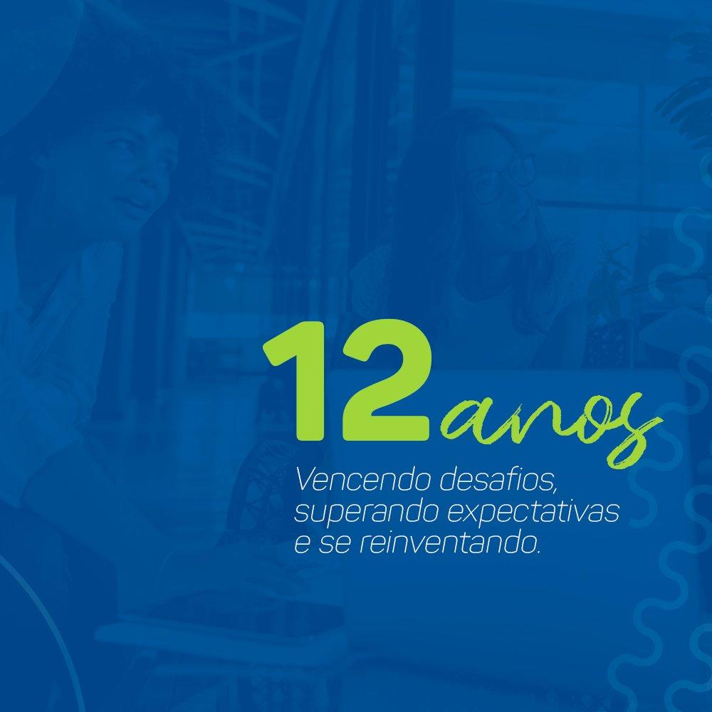 Chegamos aos 12. 🥳🐼🥳🐼  E para nós é um motivo de orgulho. Foram 12 anos vencendo desafios, superando expectativas e se reinventando.  Que venham mais 12, 24, 36 anos...  Enquanto houver problemas nas empresas para serem resolvidos, estaremos aqui.  #bamboo12anos #bamboolover https://t.co/JqjidBKNVK