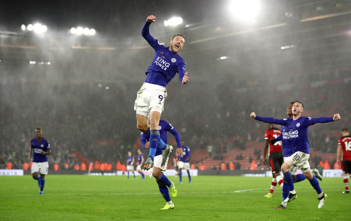 Video: Southampton vs Leicester City Highlights