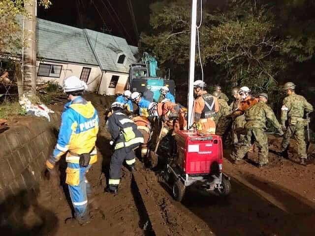 千葉、茨城、福島では、わずか半日で一か月分の雨が降るなど記録的な大雨となり、河川の氾濫などによる浸水被害、土砂崩れなど大きな被害が発生しました。お亡くなりになられた方々のご冥福をお祈りするとともに、すべての被災者の皆様に心からお見舞いを申し上げます。